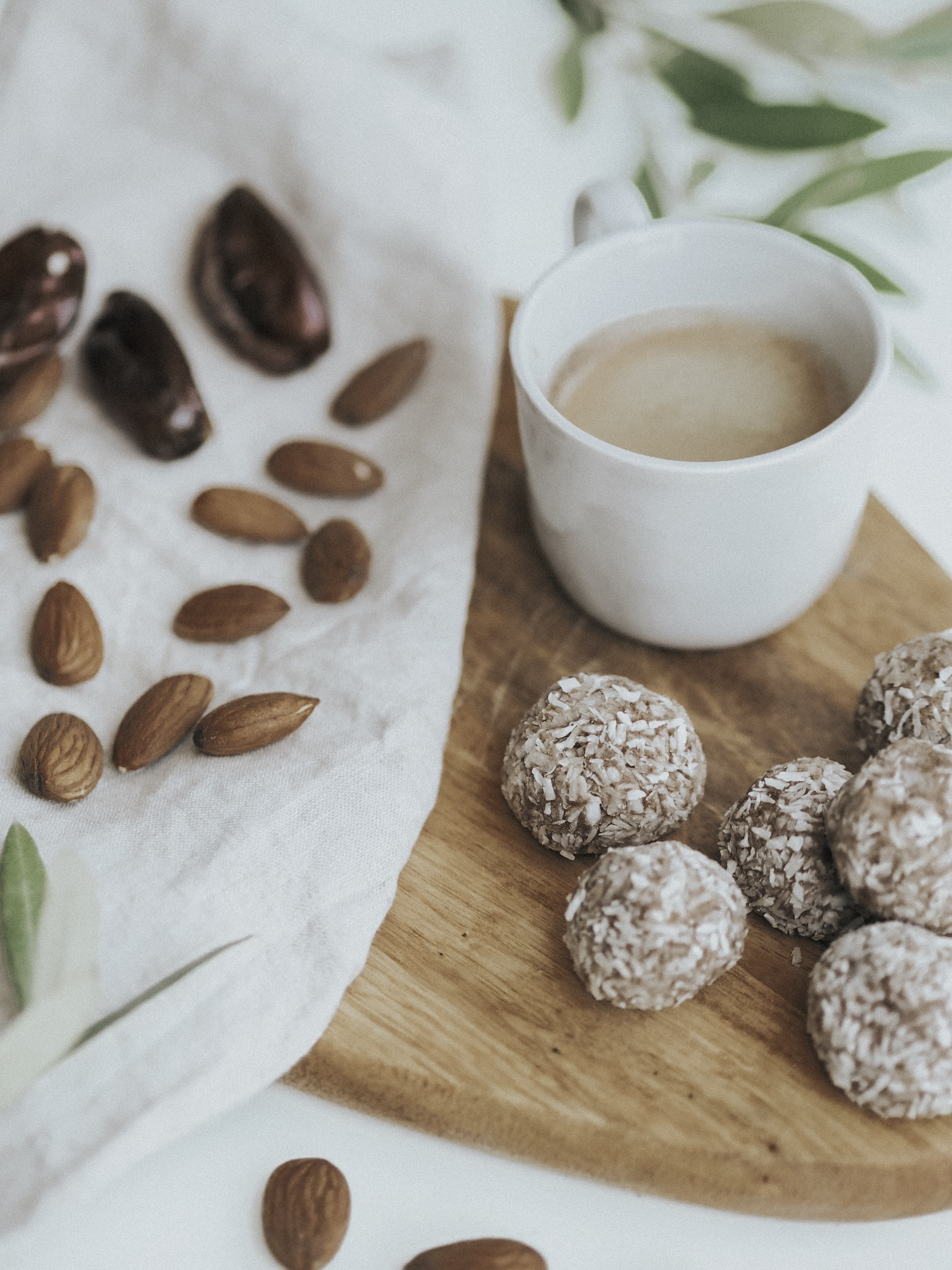 Qbo Coffee Espresso Energy Balls